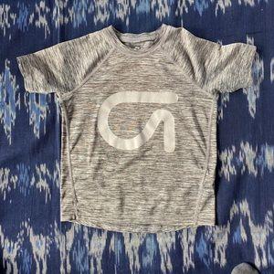 ☀️Kids unisex xs dry Gap fit short sleeve shirt